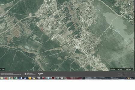 Debeljak - građevinsko zemljište