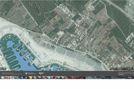 Građevinsko zemljište - Sukošan / LJB